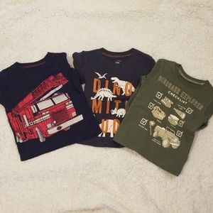 Baby long sleeves tees